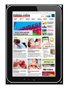 Logo von www.diabetes-online.de
