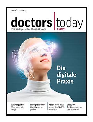 Titelseite von doctors|today