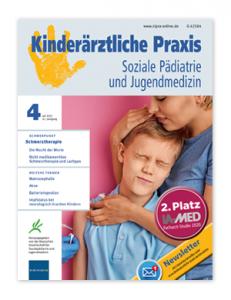 Kinderärztliche Praxis_2021» Kinderärztliche Praxis_2022»